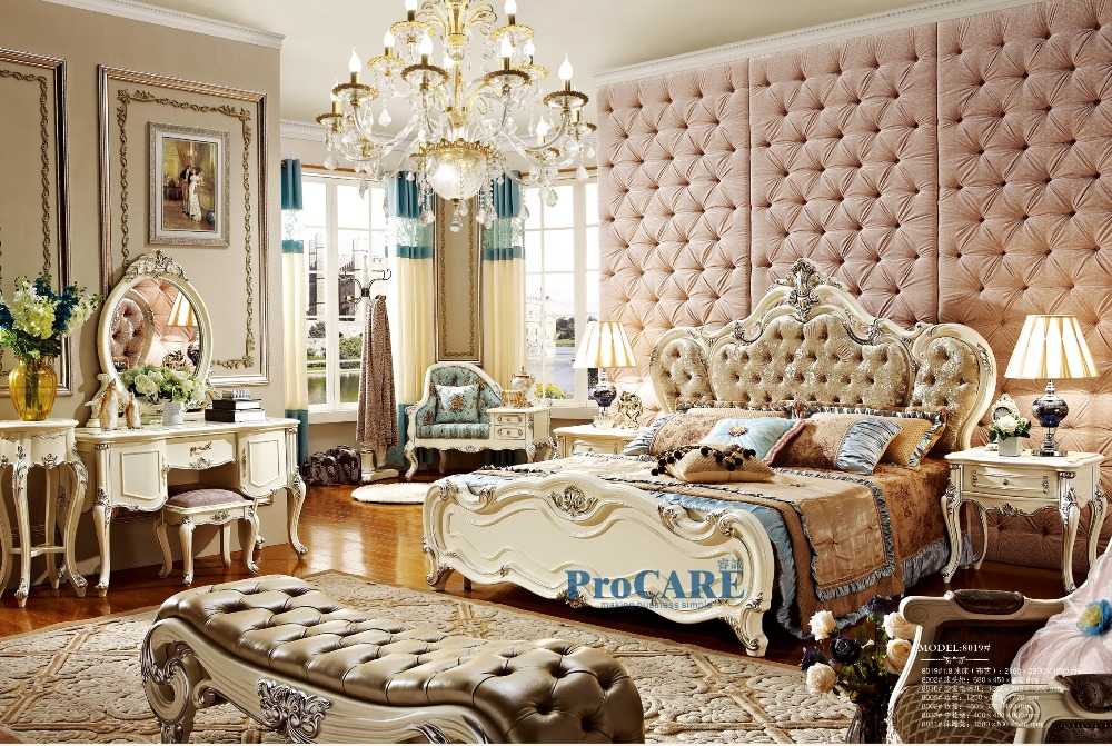 Bedroom Sets 2016 popular luxury bedroom furniture sets-buy cheap luxury bedroom