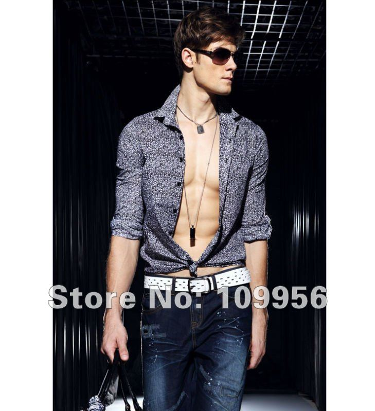 Metrosexual clothing