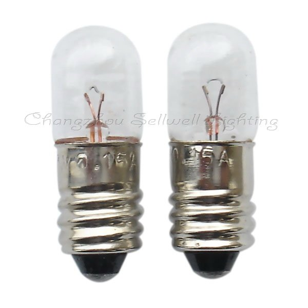 Great!miniature Lamps Bulbs 6.3v 0.15a Free Shipping A337