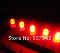 из светодиодов красный цвет красный свет Ф3 с-1000 шт