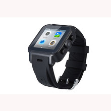1,54 zoll 3G Smartwatch, Android 4.4 OS MT6572 Smart Watch Phone S5 Smart Armbanduhr Mit SIM Wifi GSM GPS 3.0MP Kamera Freies DHL