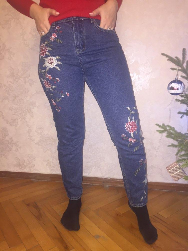 Популярные джинсы на