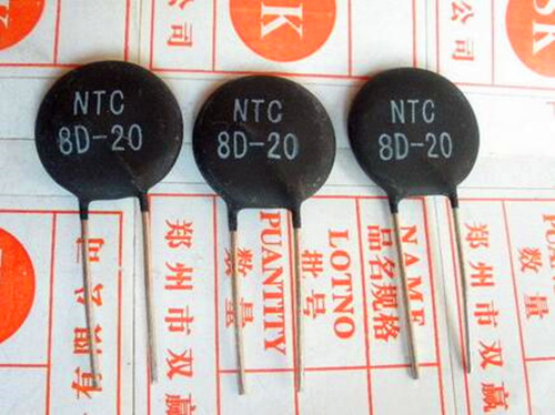 US $0 65 16% OFF|Free Shipping!! NTC8D 20 / Precision thermistor / welder  repair parts / inverter board /Electronic Component-in Resistors from