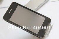"""новый дешевые и5 4.0 """" сенсорный экран двойной камеры мобильный телефон + бесплатная доставка"""