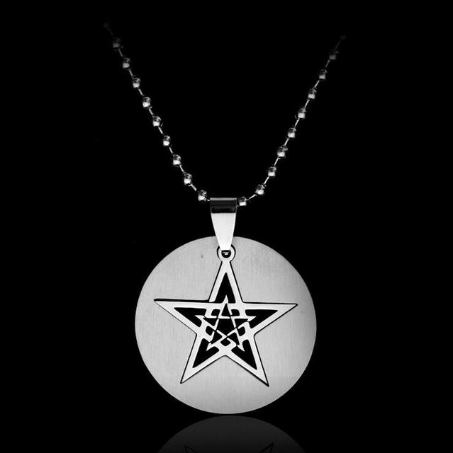 Black Butler Anime Fashion Pendant Necklace Unisex Jewelry
