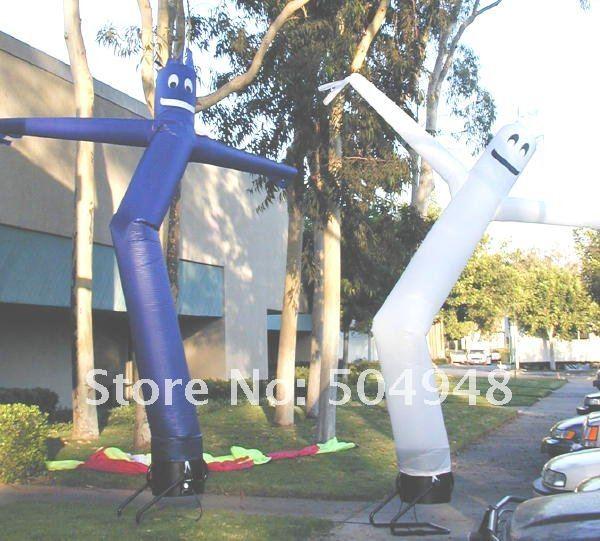 Надувная воздушная Танцовщица для украшения рекламы