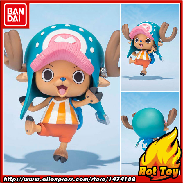 100% Original BANDAI Tamashii Nations Figuarts ZERO Action Figure -Tony Tony Chopper -5th Anniversary Edition- from ONE PIECE japanese anime original bandai figuarts zero one piece 5th anniversary edition monkey d luffy