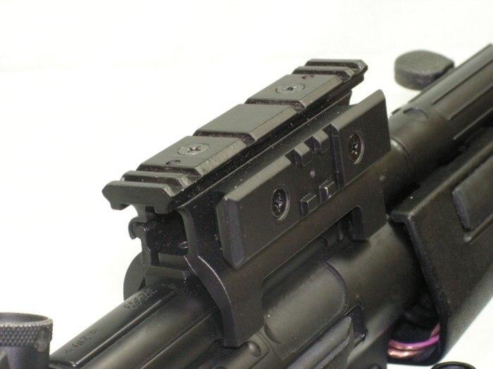 20 мм Вивер QD прицела для PSG-1/MP5/G3 Страйкбольное ружье