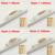 Buraco CC 96mm/128mm Móveis puxadores puxadores e alças de Gaveta puxar KnobModern Europeu alças Punho do armário maçanetas das portas