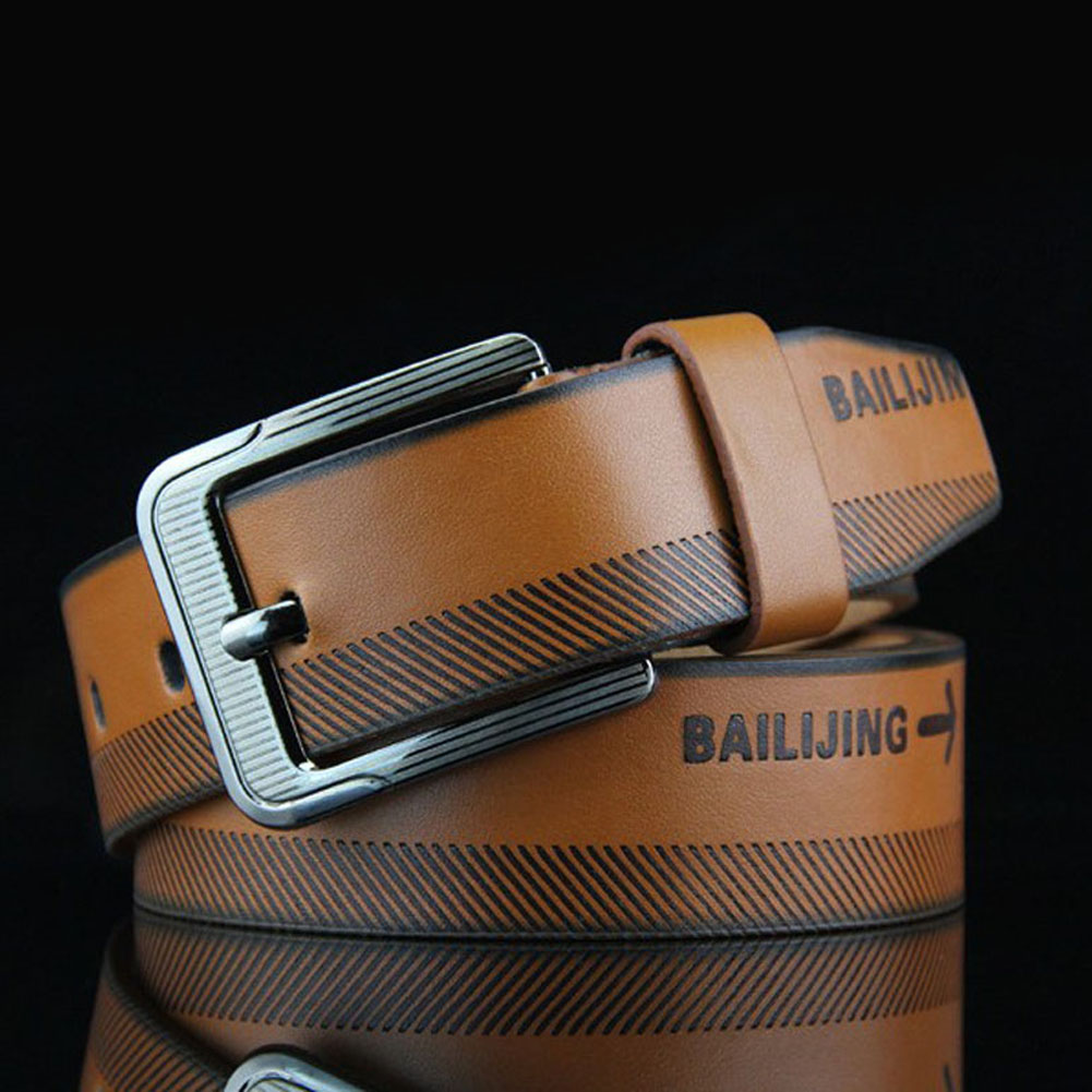 New Style Needle Men Leisure Archaize Belt  To Restore Ancient Ways The Arrow Brand Belts For Men