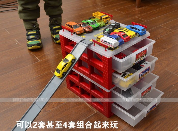 2 4 3 5 6 ... & Min parking lot car parking toy Toy set tomy o.l mini toy car ...