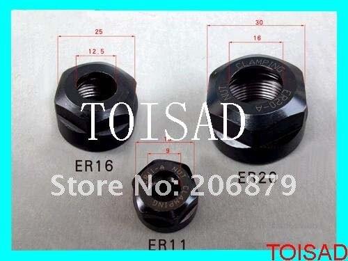 ER11 зажима для мотор шпинделя M14* 0,75/ER11 Чак/Детали гравировального станка