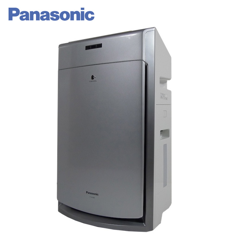 Panasonic F-VXH50R-S Air Purifier Humidifier 2.3L 3D-circulation of air flow ECONAVI mode Humidification function Child Lock