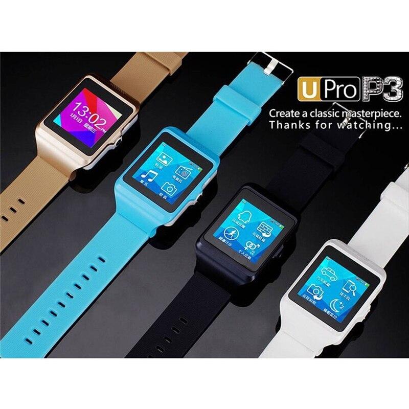 Bluetooth Smart Watch U Pro P3 Wrist Watch font b Smartwatch b font for iPhone6 5