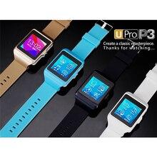 บลูทูธสมาร์ทนาฬิกาU Pro P3 S Mart W Atchนาฬิกาข้อมือสำหรับiPhone6 5 5วินาทีซัมซุงs4 s5หมายเหตุ4 HTC A Ndroidมาร์ทโฟนโทรศัพท์