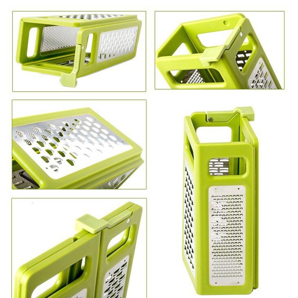 Nuevos Aparatos de Cocina 4 En 1 Plegable Rallador Dispositivo máquina de Cortar