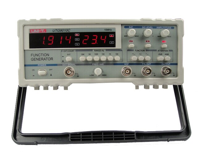Fast delivery to Russia Uni-T UTG9010C Function Generator/  Signal Generator 1HZ-10MHZ , 20Vpp AC 220V Power atamjit singh pal paramjit kaur khinda and amarjit singh gill local drug delivery from concept to clinical applications
