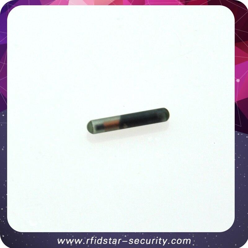 50PCS/Lot 125KHz/134.2KHz FDX-B RFID Animal Glass tag 1.25*7mm EM4305 Chip rfid microchip 50pcs lot [50pieces lot] hd7406p dip14