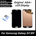 100% Tested LCD for Samsung Galaxy S4 with Touch Screen Digitizer Assembly for i9500 i9505 i337 LCD Display with Tools
