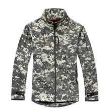 Multicam TAD V 5.0 High Quality Shark Skin Soft Shell Military Jacket Tactical Breathable Waterproof Mens Jacket Army Clothing