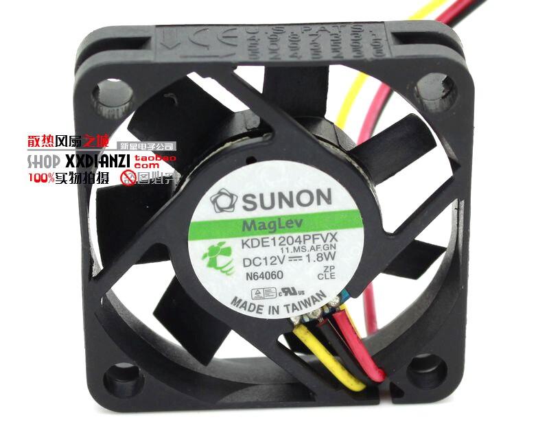 Sunon Maglev Cooling Fan KDE1204PFVX