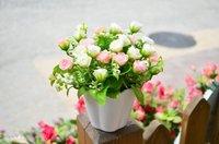 сад горшки, растительные волокна цветочные горшки, искусственные цветы для дома украшения, бесплатная доставка