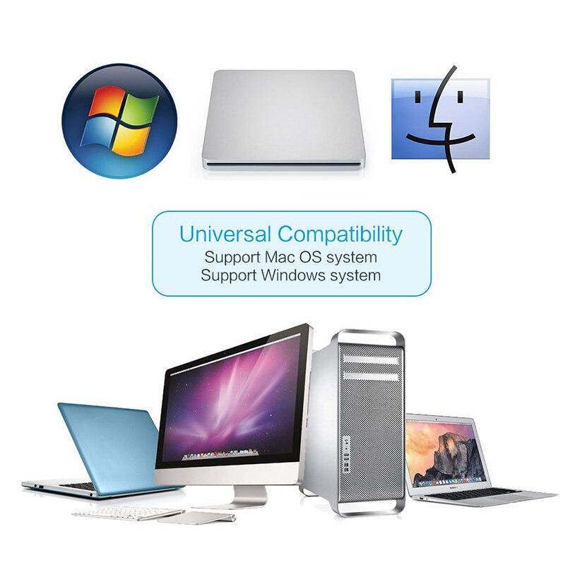 Unidad de Blu-Ray externa Grabadora de Blu-Ray USB 3.0 Grabadora de - Componentes informáticos - foto 6