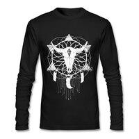 Men S T Shirt Luxury Brand Dreamcatcher Simple Style Shirts New Design Long Sleeve Mens T