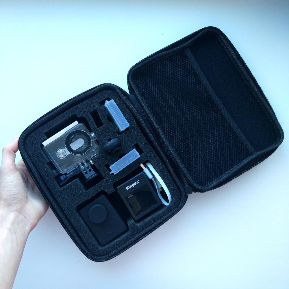 Чемоданчик-сумка для хранения экшн-камеры с Алиэкспресс