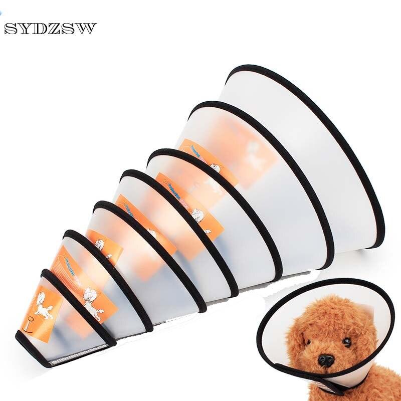 SYDZSW Collar para Perros Gatos Mascotas Cachorro de Perro de Cosmetología Médic