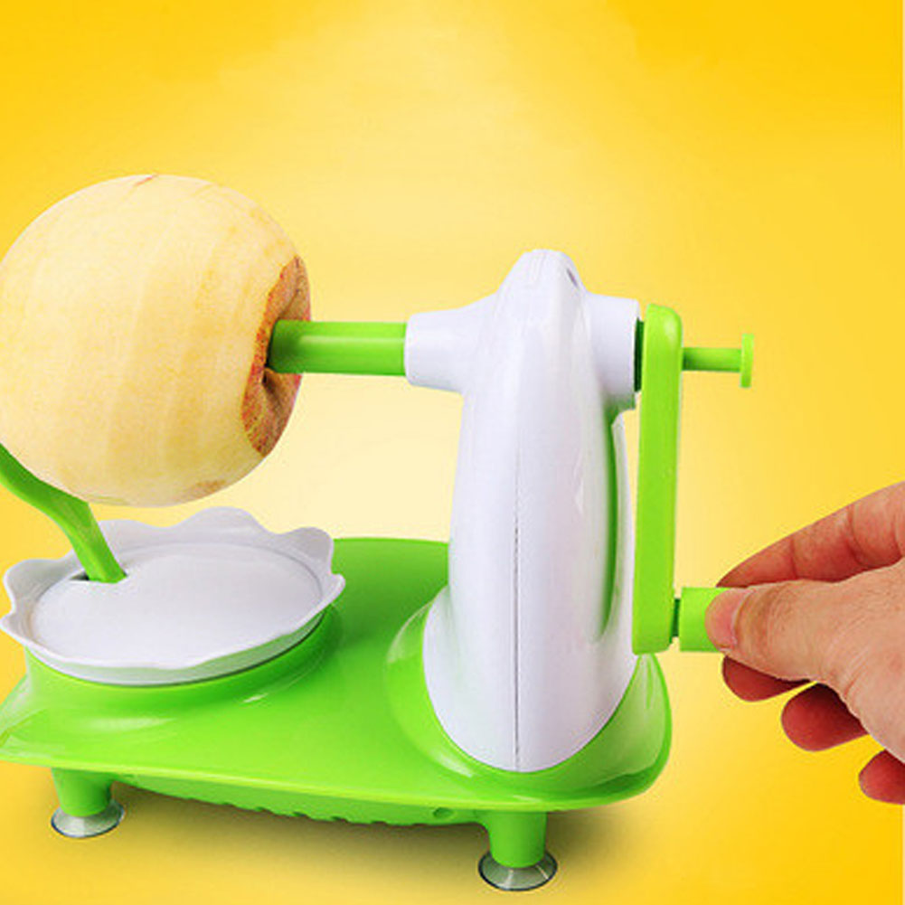 New Arrival 1pc Practical Manual Fruit Peeler Creative Home Kitchen Tool Manually...