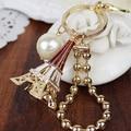Торре эйфелева башня брелок для ключей сувениры, Париж тур эйфелева Keychain брелок украшения ключевые держатель porte-документы скрипичный ключ
