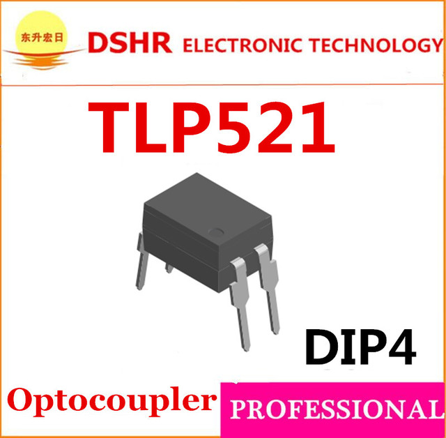 tlp521 521 dip4 100pcs lot dip tlp521 we can offer free samples high