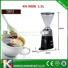 Different color 1.5L Rosted coffee bean grinder machine/cocoa bean mill machine
