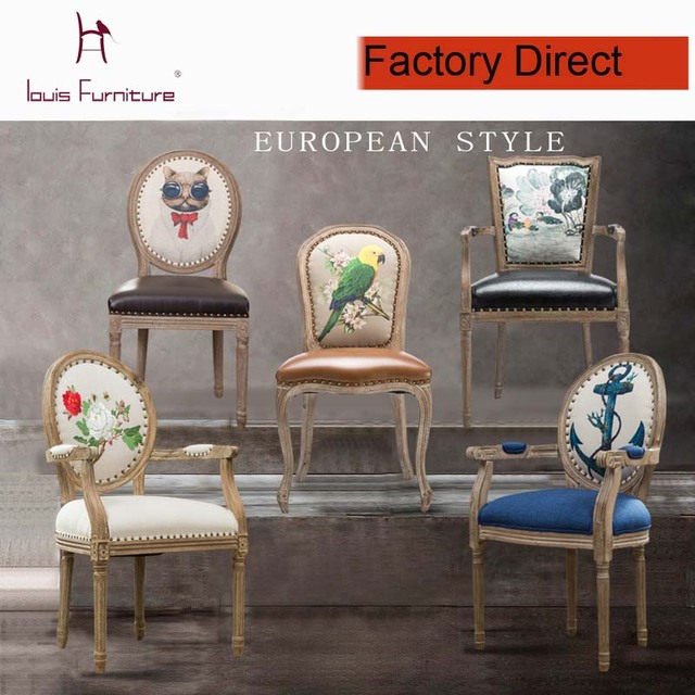 The NEW French Modern Leisure Dining Chair Exquisite Workmanship Armchair  Elegant Stool Kitchen Furniture Popular Dining
