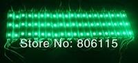 Сид smd3528 светодиодный модуль 3 светодиода/шт водонепроницаемый ip68 Сид модульная светодиодная знак белый, желтый, синий, зеленый, красный