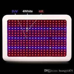 300W Led Grow Light Full Spectrum UV IR Lighting for Hydroponics Greenhouse Grow Tent Led Lamp AC85-265V Grow Tent
