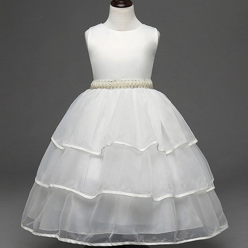 a94ed5903d Baby Evening Gowns Wedding Dress Princess 2017 Little Girl Party ...