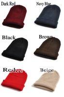 50 шт./лот с DHL бесплатная доставка новинка красочные теплый зимняя шапка для женщин bigbang и неон кепка вязаная шапка для мужчин