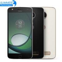 Original Motorola MOTO Z PLAY XT1635-03 3GB RAM 64GB ROM 4G LTE 5.5 inch Android 6.0 Octa Core 16.0MP Smartphone