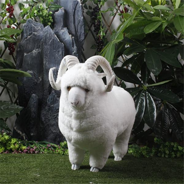 Goat Model In Stuffed Plush Animals