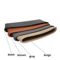 1piece  car-styling Car Seat Pocket Leak-Proof Storage Box For  X1/X3X4X5/X6 1/2/3/5/7 Series