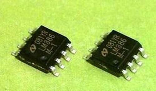 Free Shipping 4pcs LM386 SOP8 patch font b Electronic b font Component