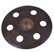 """Handmade Knight series 8"""" Effect Cymbal From ARBOREA Cymbal"""
