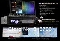 Автомагнитола 1din dvd gps 7 android 4.0 wi/fi 3 g IPOD 1 1 KS8600