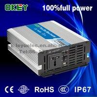 CE ISO9001 утвержден 1000 Вт Выходная мощность постоянного тока в переменного тока от сетки галстук солнечный инвертор 12 В 220 В