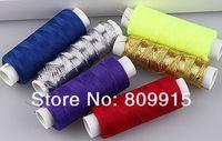 1 комплект 39х катушка из 100% хлопка швейные нитки 39 цвет i0146