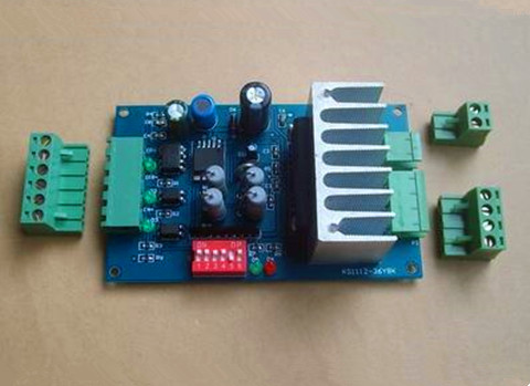 FREE Shipping! ! ! TB6560 stepper motor driver / power / current <font><b>16</b></font> <font><b>segments</b></font> /3.5A image