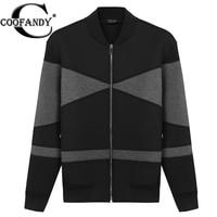 Coofandy Brand Baseball Jacket New Men Casual Windbreaker Long Sleeve 2017 Spring Uniform Jacket Coat US