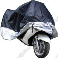 100 шт Размер 265 105 125 см мотоцикл мотоцикл водонепроницаемый ультрафиолетовый скольжению универсальный крышка shippiing
